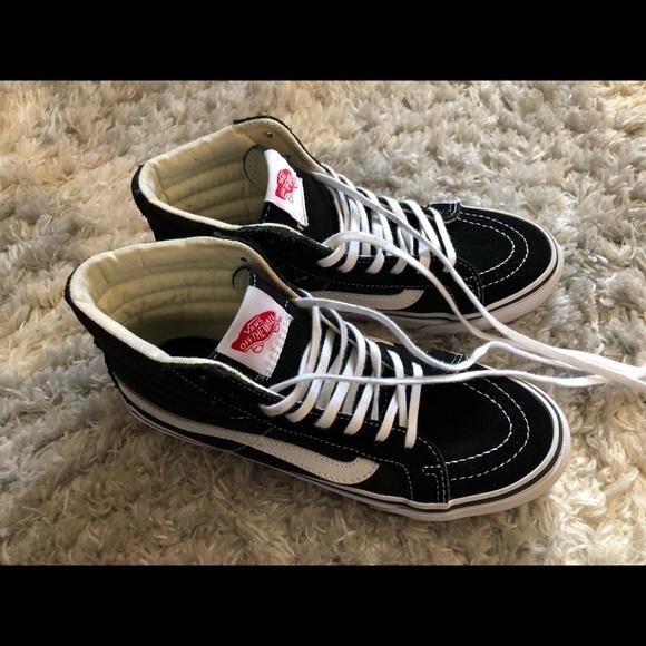 Vans Shoes | Skate High Tops 55 | Poshmark